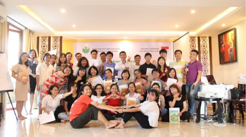 INTERGRATING INNOVATIVE APPROACHES INTO EDUCATION PROGRAM ON ECOLOGICAL LIFESTYLE FOR STUDENTS