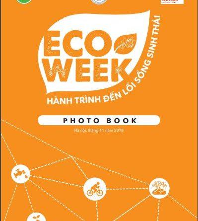 [Photo Book] Ecoweek _ Hành trình đến lối sống sinh thái