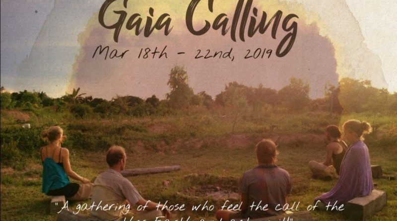 Gaia Calling 18th – 22th of March, 2019