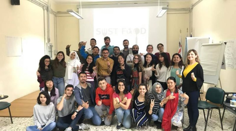 Sustainable Food Training in Italy for Start-ups from the Europe and Asia, the relationship between company models and non-governmental organizations